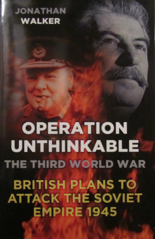 National Achives Talk On Operation Unthinkable