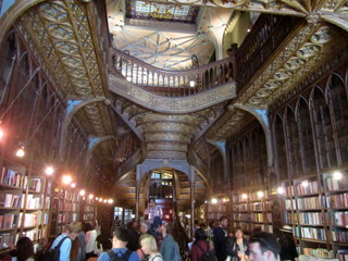 World Famous Lello's Bookshop