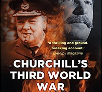 New Paperback Edition For 'Churchill's Third World War'