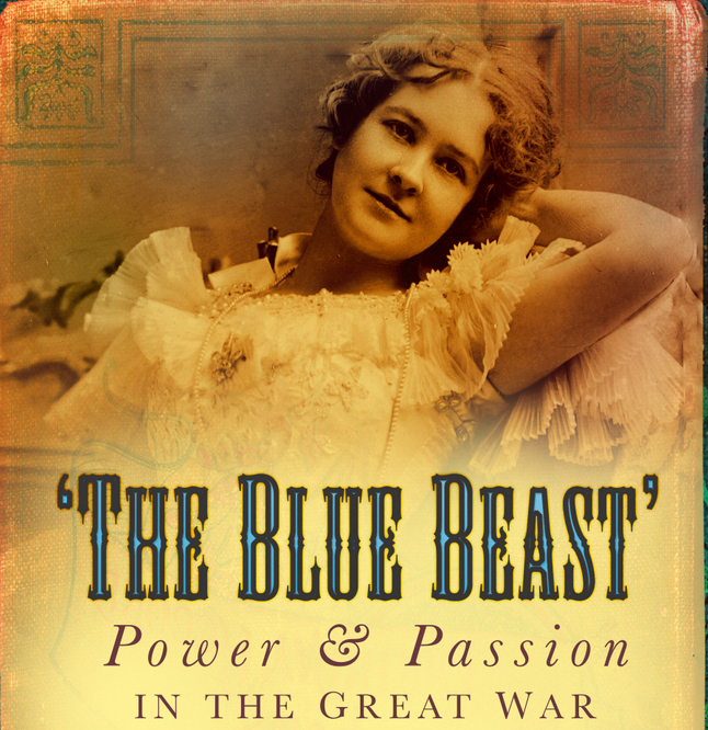Jonathan Warmly Invites You To Celebrate The Launch Of His Book The Blue Beast: Power & Passion In The Great War On Monday 12th November 2012 At 6.30pmat Flat 3, 55 Winchester Street, Pimlico, London, SW1V 4NY   Mobile 07970 695 121.