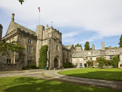 Talk To The Arts Society At Dartington Hall