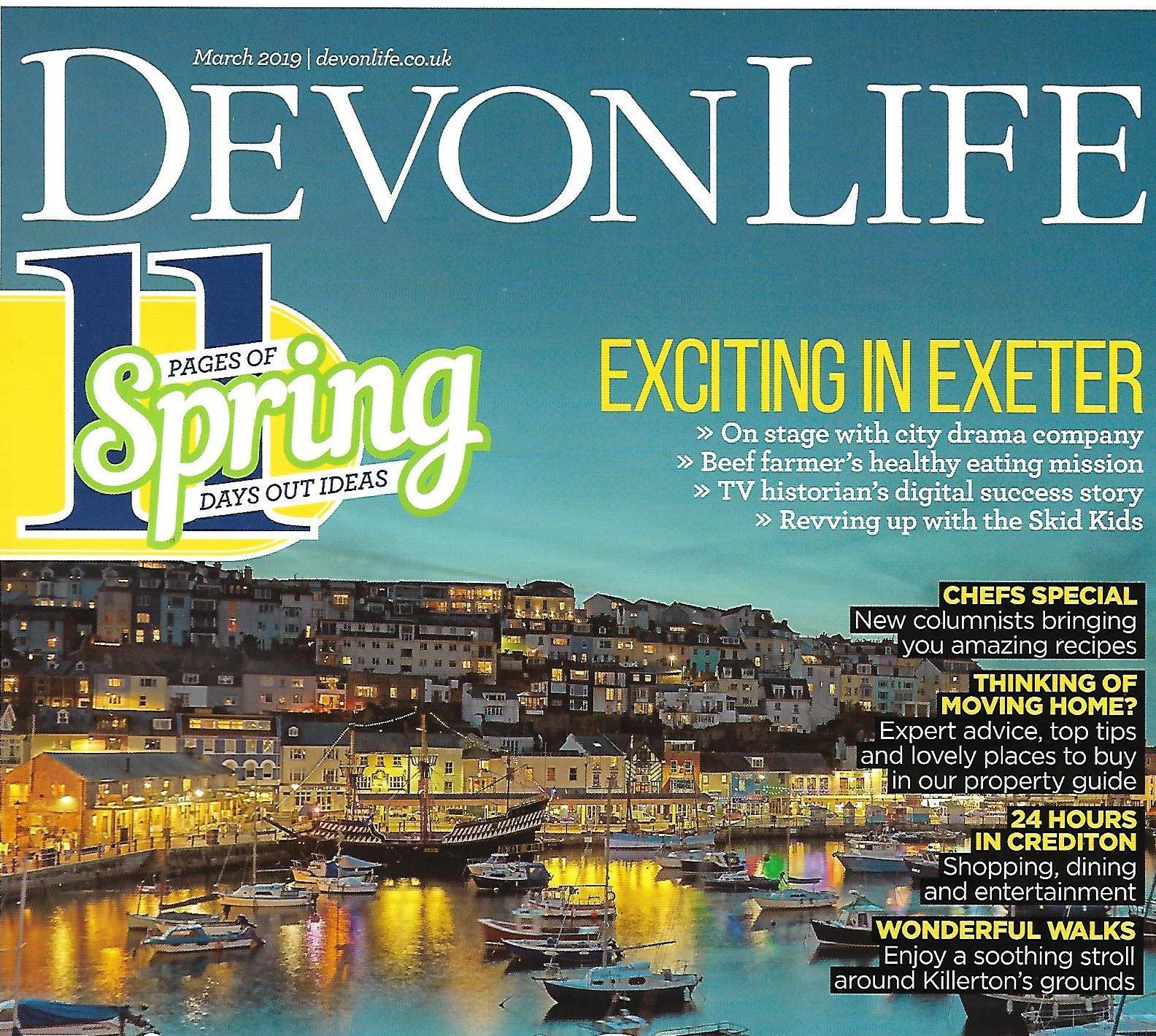 Devon Life 001