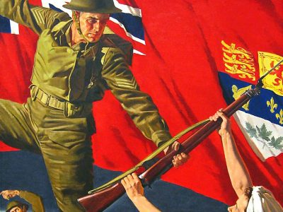 French Canadians & Operation Unthinkable