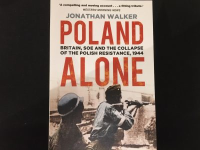 'Poland Alone' In New Paperback Edition